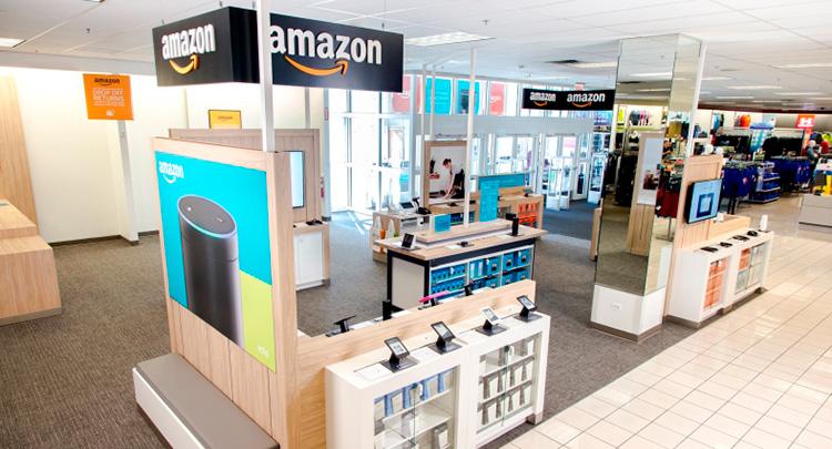 Amazon öppnar ny konceptbutik