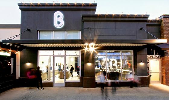 Nyskapande butikskoncept ökar takten