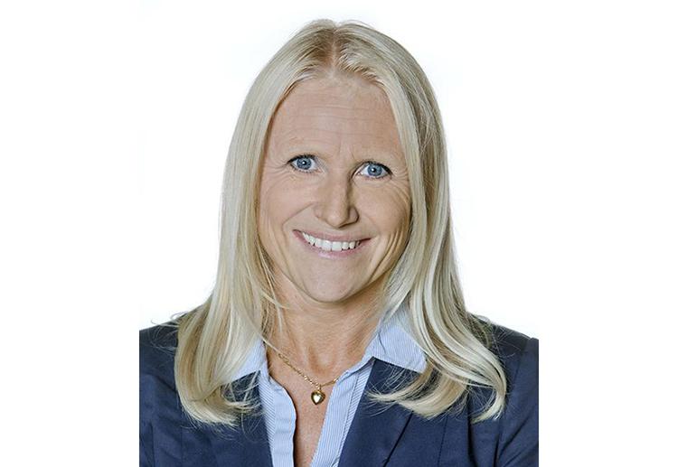 Camilla ny CFO på Aspelin Ramm