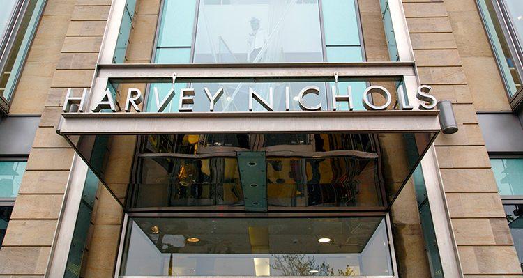 Lexington gör entré hos Harvey Nichols