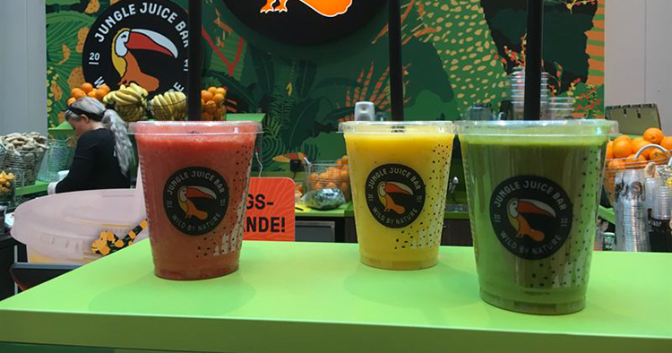 Här öppnar Jungle Juice Bar