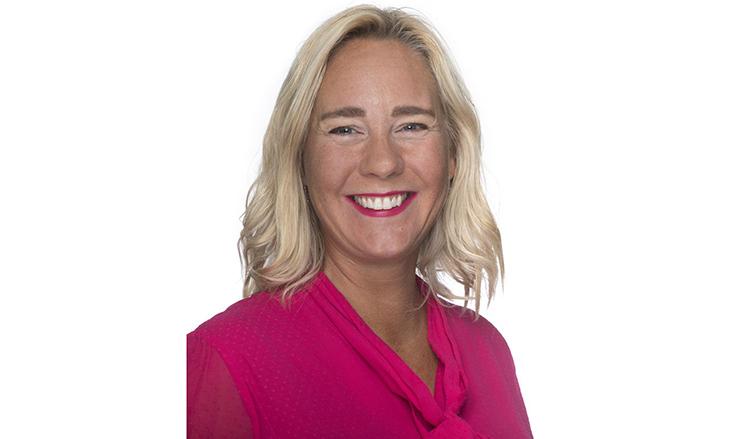 Pernilla förstärker Lundbergs organisation