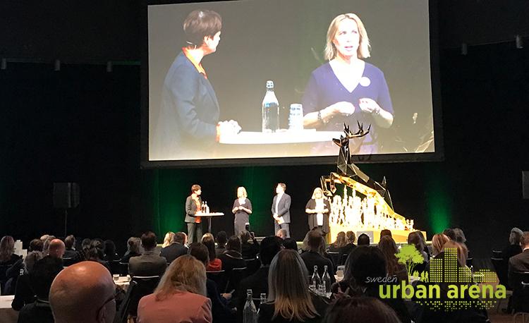 Samarbete i fokus på Urban Arena