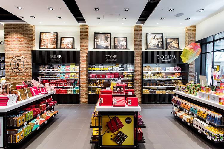 Chokladbutik utsågs till årets koncept