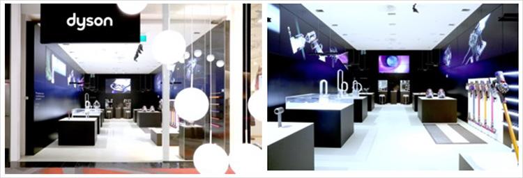 Här öppnar Sveriges första Dyson Demo-butik