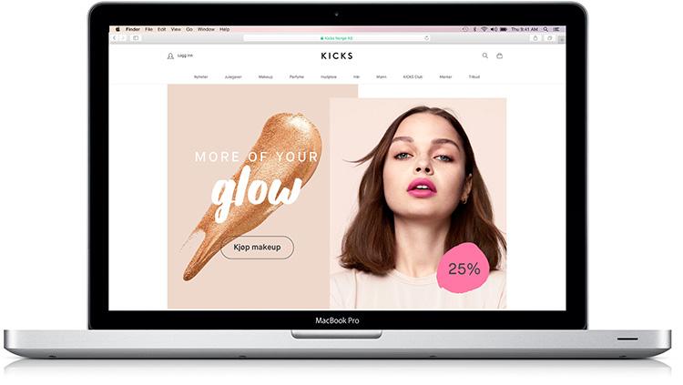 Ny e-handel optimerar kundupplevelsen