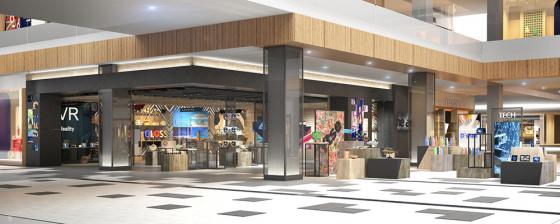 Nytt köpcentrumkoncept för pop ups