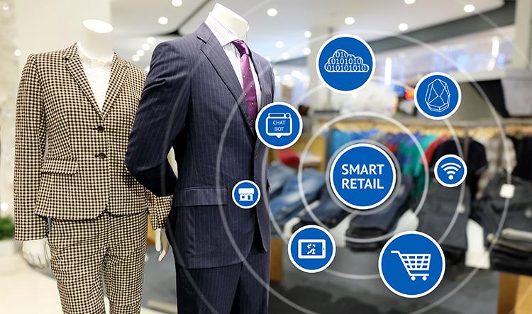 Smart retail skapar sömlösa upplevelser