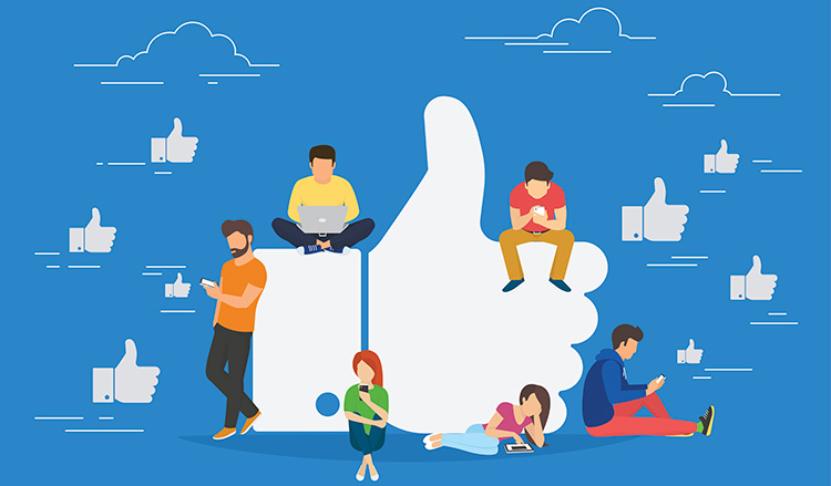 Varumärke betalar hyra med sociala aktiviteter