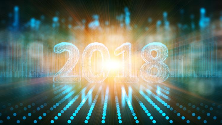 Digitala experter spår 2018 års trender