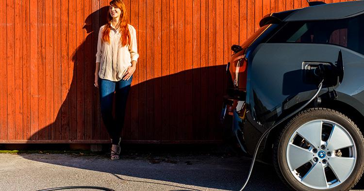 Intresse och image bakom köp av elbil