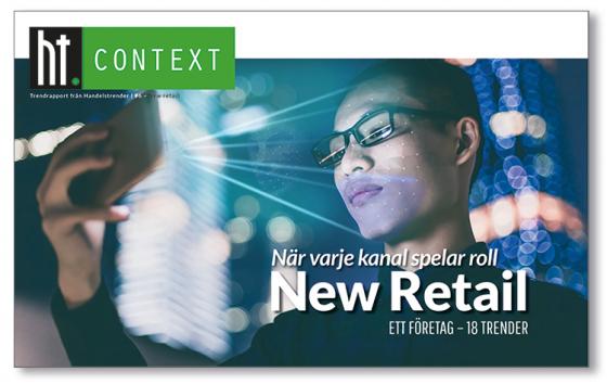 Så integreras on- och offline i New Retail