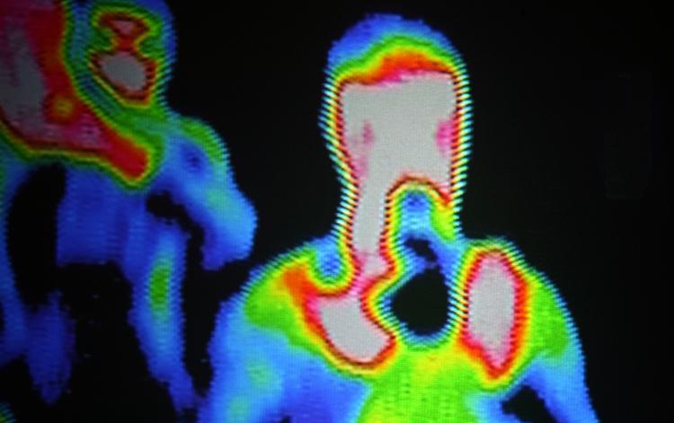 Värmestrålning ska göra cityhandeln bättre