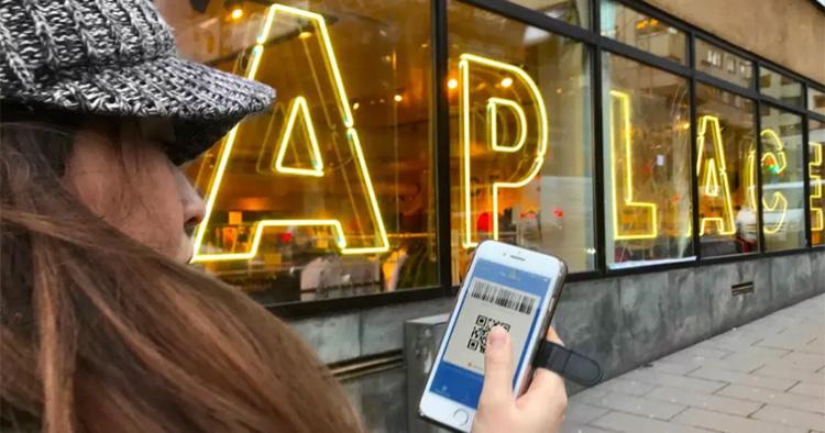Svenska modeföretag satsar på Alipay