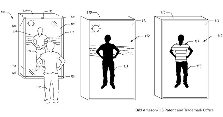 Här är Amazons smarta e-spegel