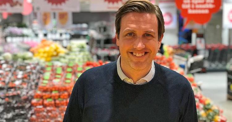 Ny strategi- och utvecklingschef på Axfood