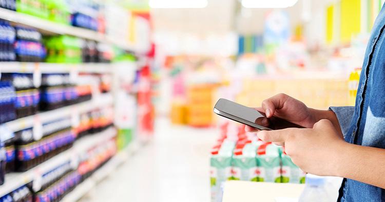 Dagligvarukedja köper in sig e-handelsföretag