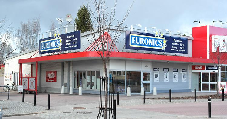 Euronics satsar på den lokala handeln