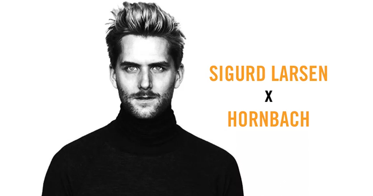 Kunden bygger Sigurd Larsens möbel