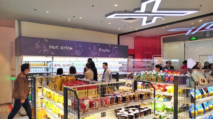 E-handlare öppnar obemannade butiker