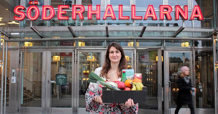 Matsvinnstorget vill skapa win-win