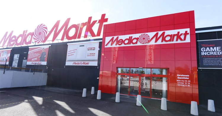 Media Markt moderniserar varuhus