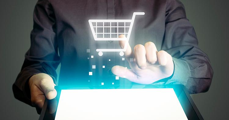 Sju av tio spås handla dagligvaror online