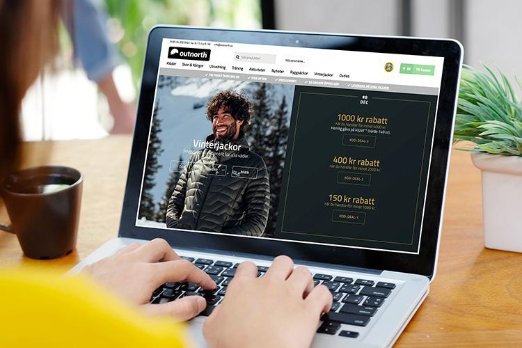 Förlag köper e-handel inom outdoor