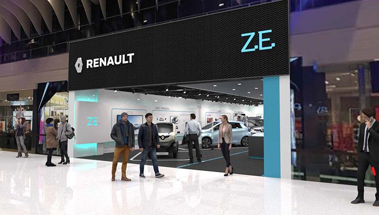 Europapremiär för Renaults flaggskepp