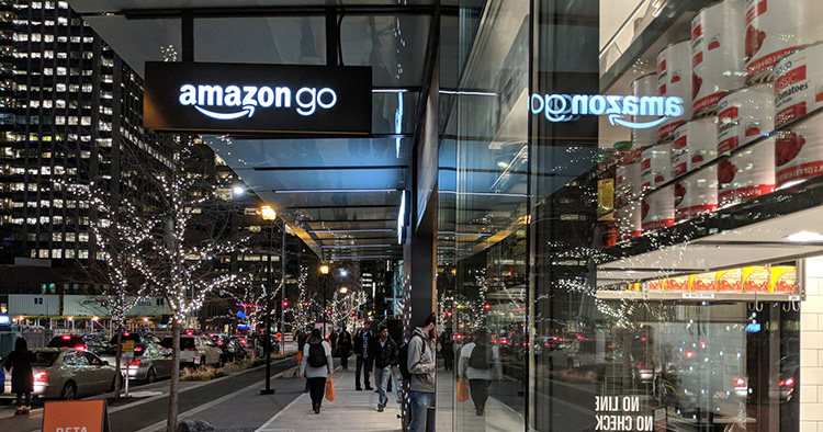 Här öppnar Amazon Go fler butiker