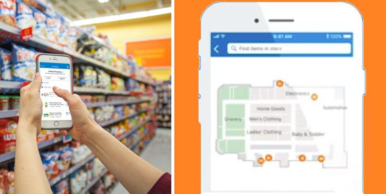 Snabbare inköp med digital butiksassistent