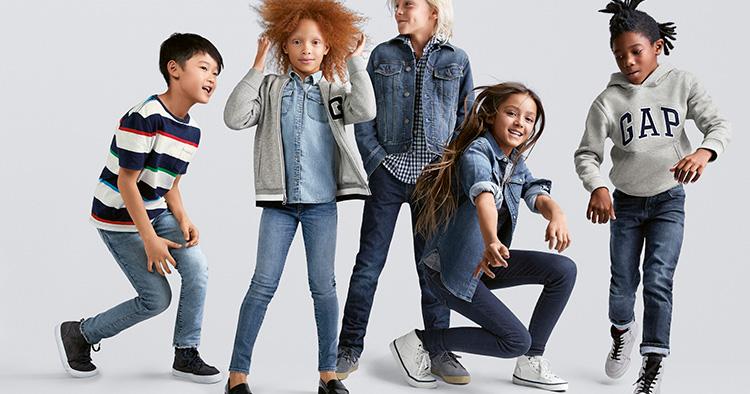 Åhléns tar in Gap barn