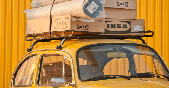 Ikea stiger in i delningsekonomin