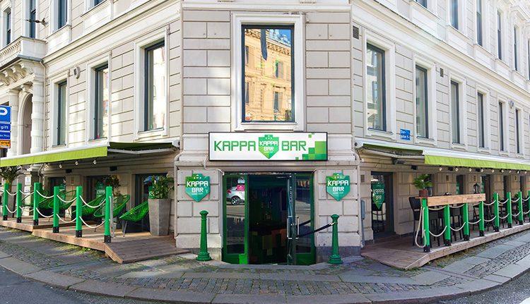 Snabb expansion väntar Kappa Bar