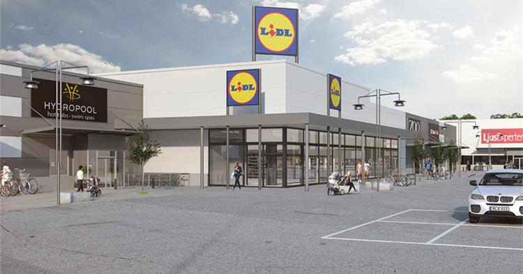 Lidl öppnar sin fjärde butik i Västerås