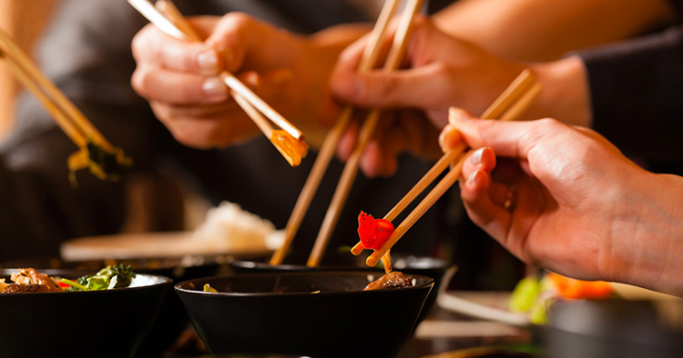 Premiär för ny asiatisk restaurangkedja