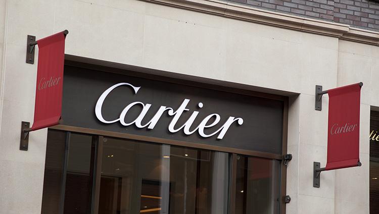 Cartier öppnar i Stockholm