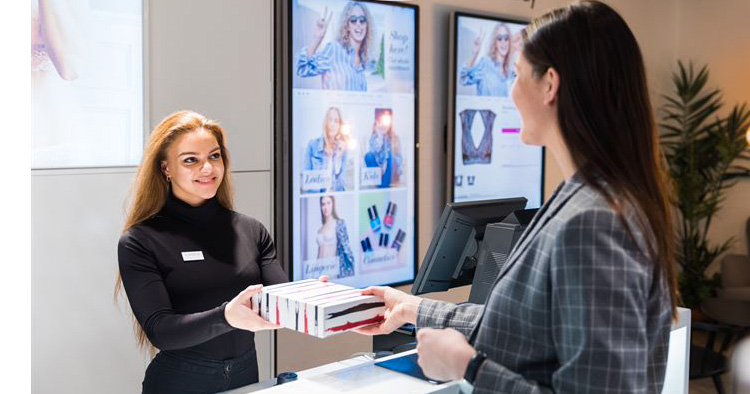 Lindex testar nytt butikskoncept
