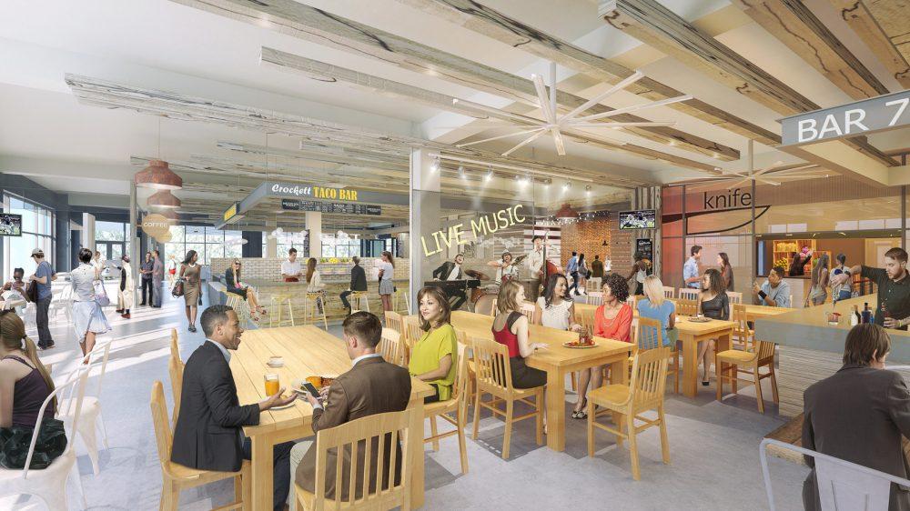 Så skapas en framgångsrik food hall