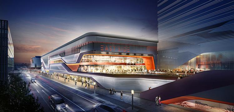 Så ser framtidens (fyra) köpcentrum ut