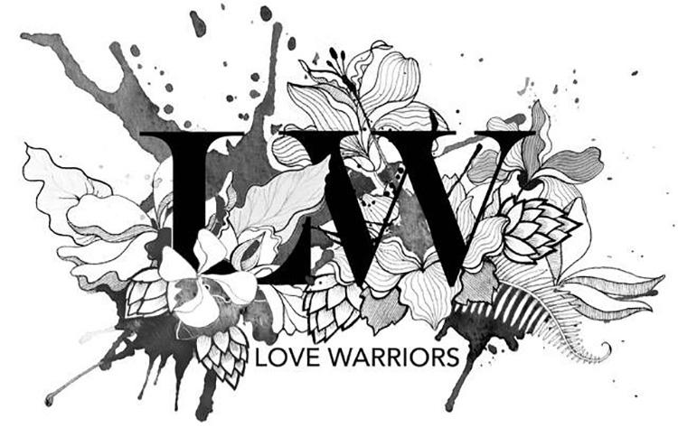 Love Warriors öppnar konceptbutik