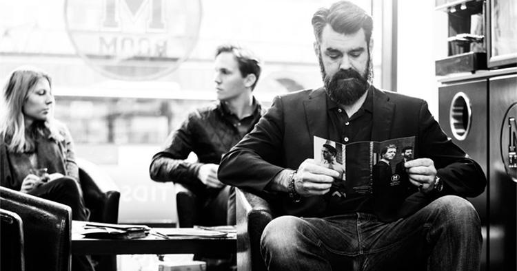 M Room öppnar ny barberarsalong