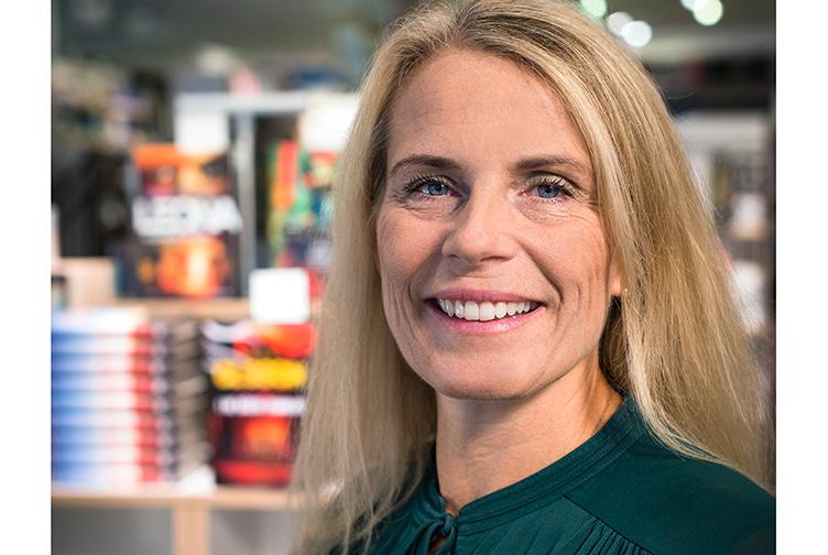 Ny VD på Akademibokhandeln och Bokus