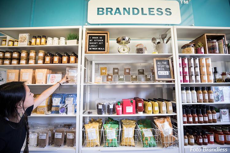 """Brandless: """"Vi marknadsför vänlighet"""""""