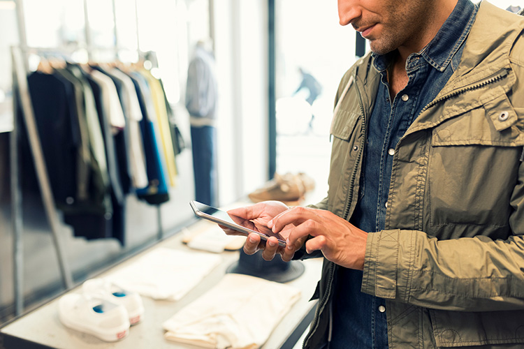 Kunden vill använda mobilen mer
