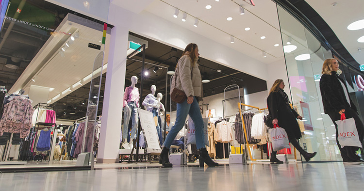 Lindex öppnar butiker i Kanada