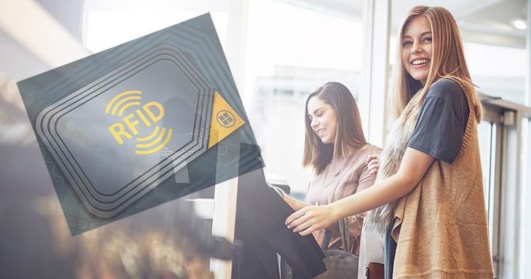 Zara vässar kundupplevelsen med RFID