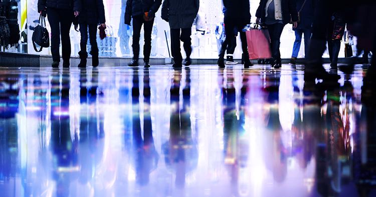 Världens 10 hetaste retailstäder