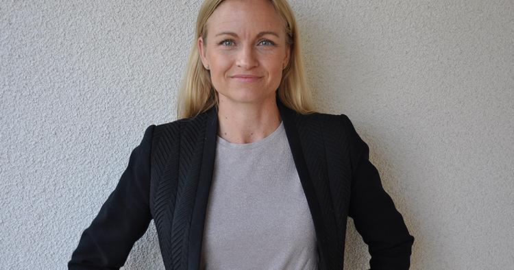 Charlotte ny direktör för utveckling