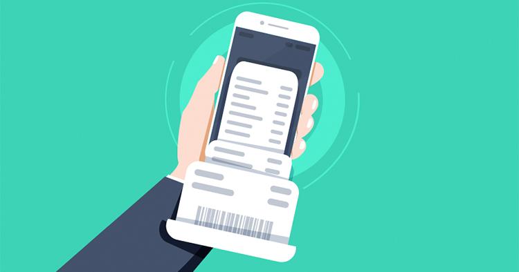 Varannan kund vill ha digitala kvitton